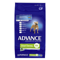 Advance Dog Dry Weight Control All Breed Chicken 13kg
