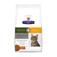 Hills Prescription Diet Feline Metabolic plus Urinary 2.8kg