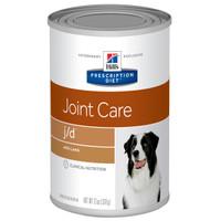 Hills Prescription Diet Canine Joint Care J/D 370g x 12