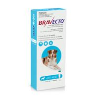 Bravecto Spot On for Dogs Blue 20-40kg (1 pack)