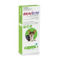 Bravecto Spot On for Dogs Green 10-20kg (1 pack)
