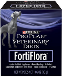 Purina Fortiflora Canine 30 x 1G Sachet (6 Boxes)