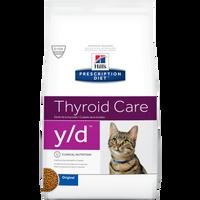 Hills Prescription Diet Feline Thyroid Care Y/D 1.8kg