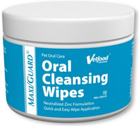 Maxiguard Oral Cleansing Wipes (100)