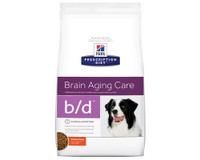 Hills Prescription Diet Canine Brain Aging Care B/D 7.98kg