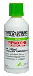 Thyroxine Oral Solution 1mg/mL 50mL