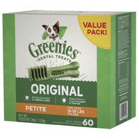 Greenies Original Petite (7 - 11 kg) 1kg Value Pack