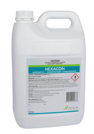 Hexacon 5% Antiseptic/Disinfectant Concentrate 5L