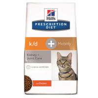 Hills Prescription Diet Feline k/d + Mobility 2.88kg