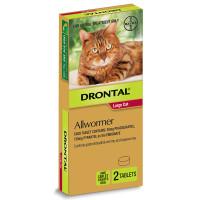 Drontal Cat 6kg Tablets (2 Pack)
