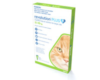 Revolution Plus for Large Cats 5-10kg (3 Pack)