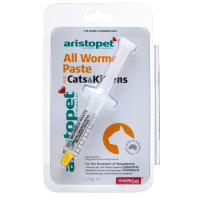 Aristopet All Wormer Paste for Cats and Kittens 5.12g