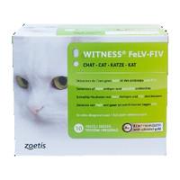 Witness Test Kits FeLV/FIV Test for Cats
