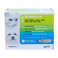 Witness LH Lutenising Hormone for Cats and Dogs (6 Tests)