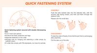 Quick Fastening Collar