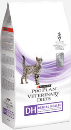 Purina PRO PLAN Veterinary Diets DH Dental Health Feline Formula 2.72KG