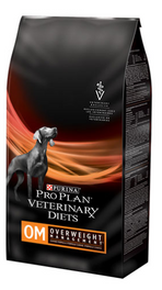 Purina PRO PLAN Veterinary Diets OM Overweight for Dogs Dry 8.18kg