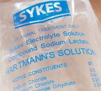 Sykes Hartmanns Solution IV 1L