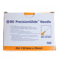 BD PrecisionGlide Needle 25g (0.5mm x 25mm) - Pet Care Pharmacy