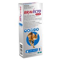 Bravecto Plus Cat Spot-on Blue 2.8-6.25kg (2 Pack)