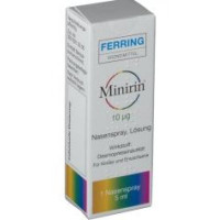 Minirin Nasal Spray 0.1mg/mL (10mL)