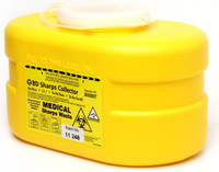 Sharps Collector Container 3L (