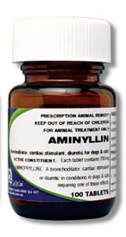 Aminyllin Tablets 200mg (100)