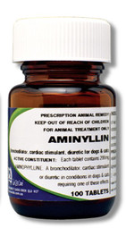 Aminyllin Tablets 200mg (100)