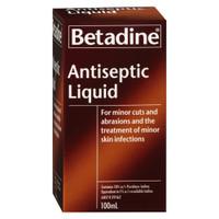 Betadine Antiseptic Solution 100ml