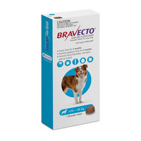 Bravecto Large Dog (20kg - 40kg) 1000mg Blue 3 month pack