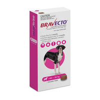Bravecto Very Large Dog (40kg - 56kg) 1400mg Purple 3 month pack