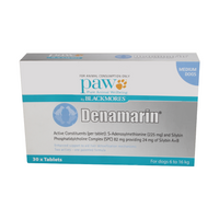 Denamarin Tablets for Medium Dogs 6 to 16kg (30)