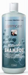 Dermcare Natural Shampoo Hypoallergenic 500ml