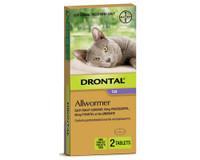 Drontal Cat 4kg Tablets (2 Pack)