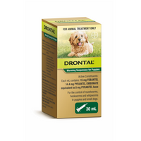 Drontal Worming Suspension 30ml