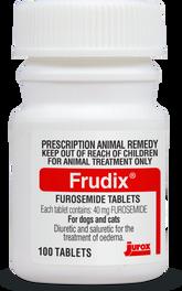 Frudix 40mg Tablets (100) – frusemide 40mg 100 tablets