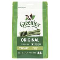 Greenies Mega Treat-Pak Teenie (2 - 7 kg) 510g (65 daily treats)