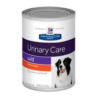 Hills Prescription Diet Canine Urinary Care U/D 370gx12
