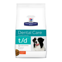 Hills Prescription Diet Canine Dental Care T/D 5.5kg