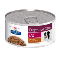 Hills Prescription Diet Canine Digestive Care I/D 156G Chicken and Veg Stew x 24