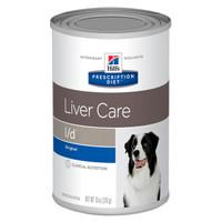 Hills Prescription Diet Canine Liver Care L/D 370G X 12