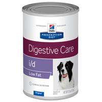 Hills Prescription Diet Canine Digestive Care I/D Low Fat 370G x 12