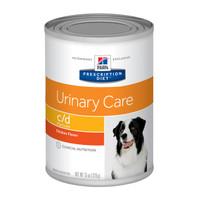 Hills Prescription Diet Canine Urinary Care C/D 370G X 12