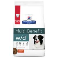 Hills Prescription Diet Canine Digestive/Weight/Glucose Management  W/D 12.5kg Multi Benefit