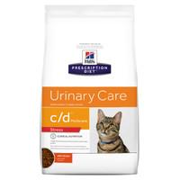 Hills Prescription Diet Feline Urinary Care C/D Stress 2.88kg