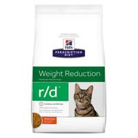 Hills Prescription Diet Feline Weight Reduction R/D 3.9kg