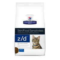 Hills Prescription Diet Feline Skin/Food Sensitivities Z/D 3.85kg