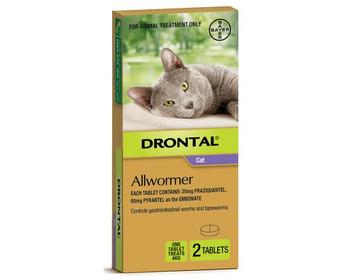 Droncit (per tablet) - Pet Care Pharmacy