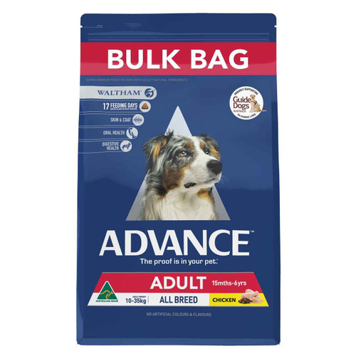 Advance Dog Dry Adult All Breed Chicken 20kg