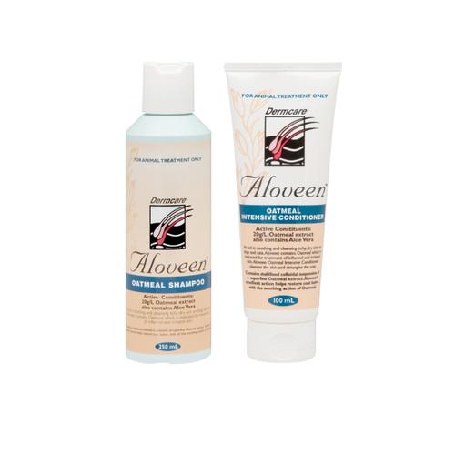 Aloveen Starter Pack (Aloveen Shampoo 250ml & Aloveen Conditioner 100ml)